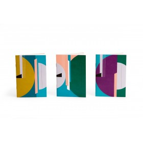 Trio carnets collection Arty Papier Merveille