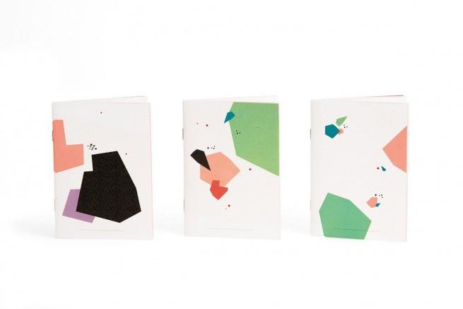 Trio carnets collection Pépite Papier Merveille