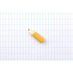 Monochromatiques - pin's crayon