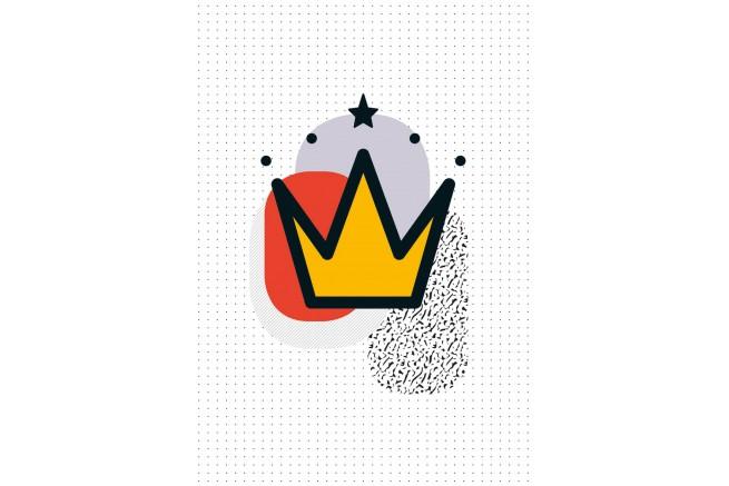 Carnet couronne collection Kid Papier Merveille