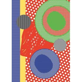 Carnet arty collection ROY Papier Merveille