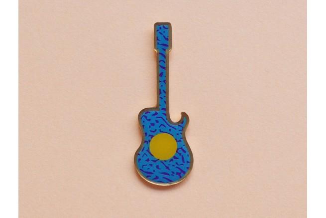 Pin's Guitare