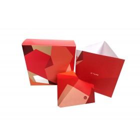 Box Coeur Origami