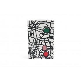 CARNET - Maronde - Piqué 2 agrafes